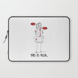 This is real Laptop Sleeve