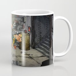 Streets of Rage Coffee Mug