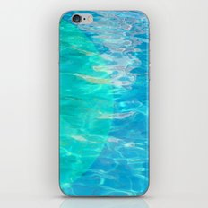 semi circle pool 9689 iPhone & iPod Skin