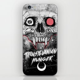 DETHGRIP Transylvanian Hunger iPhone Skin