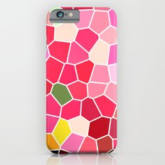 Pattern 5 - pink explosion iPhone 6s Slim Case
