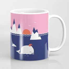 Little Whale Coffee Mug