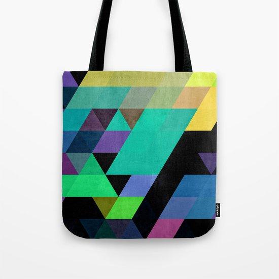 Qy^dyne Tote Bag