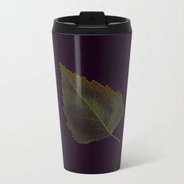 Leaf Metal Travel Mug