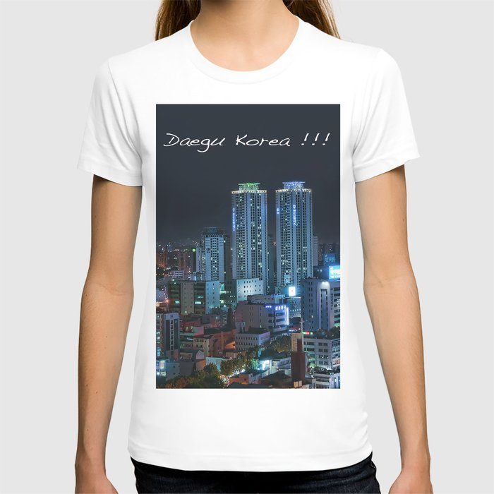 Daegu at Night T-shirt