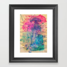 Magical Mayhem Framed Art Print