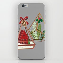 Geometric Terrarium iPhone Skin