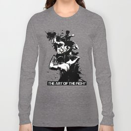 The Art of The Fight Long Sleeve T-shirt