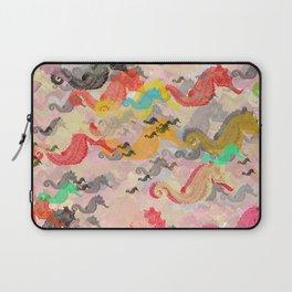 Seahorses Laptop Sleeve