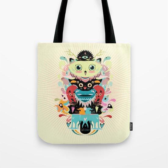 CATLOVAH Tote Bag