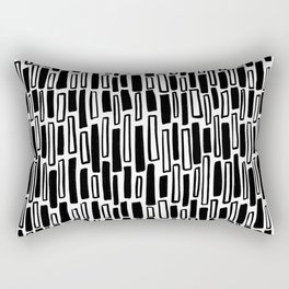 Raintangle Rectangular Pillow