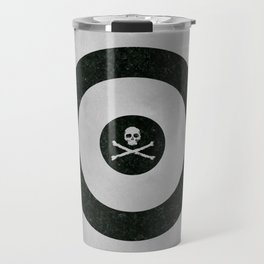 Silver Target Travel Mug