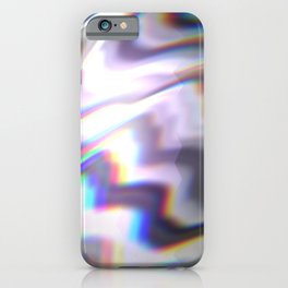 HoloGlitch iPhone Case