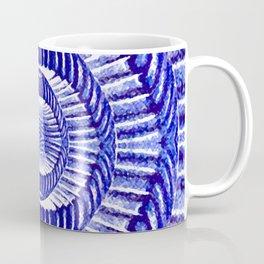 Blue Indigo Coffee Mug
