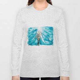 Surf Afterglow  Long Sleeve T-shirt
