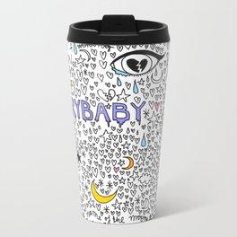 CRY BABY Metal Travel Mug