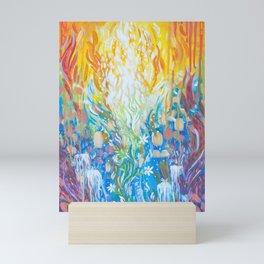Prayer Mini Art Print