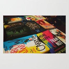 Books & Manga Rug