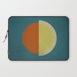 Sun And The Moon Laptop Sleeve