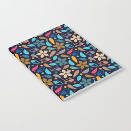 Colorful Lovely Pattern XV Notebook