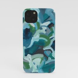 BELL BOTTOM BLUES iPhone Case