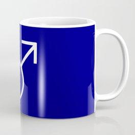 symbol of man 4 Coffee Mug