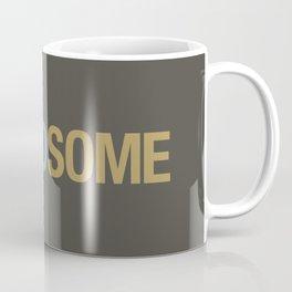 AWDSOME v7 HQvector Coffee Mug