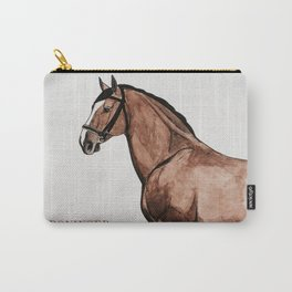 GRONINGEN HORSE - Bay Carry-All Pouch