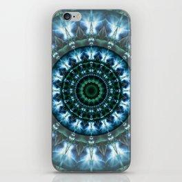 Mandala Skylight iPhone Skin