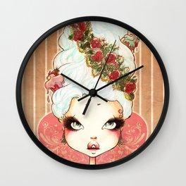 Sweet Maria Antonieta Wall Clock