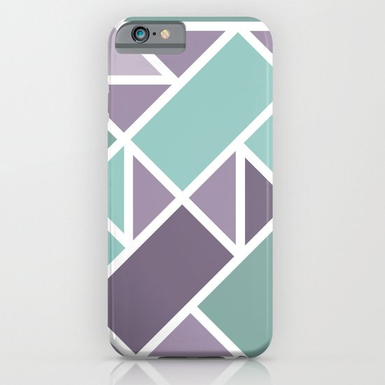 Shapes 006 iPhone & iPod Case