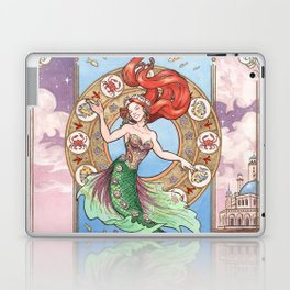 Every Girl Is A Princes 01: Andersen's The Little Mermaid Laptop & iPad Skin