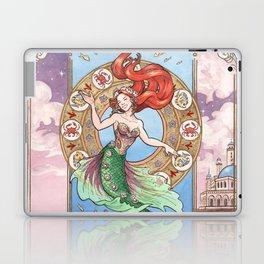Every Girl Is A Princes 01: Andersen's The Little Mermaid Laptop & iPad Skin