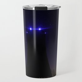 Nuclear Cooling Tower Travel Mug