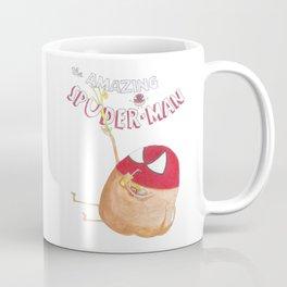 The Amazing Spuder-Man Coffee Mug