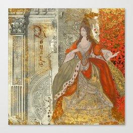 Royals Canvas Print