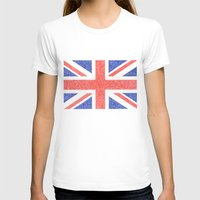 british flag T-shirts featuring The Intricacies of the British Flag by VanZandesign
