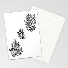 La planta Stationery Cards