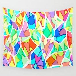 Bright summer pattern 2 Wall Tapestry