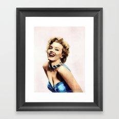 Marilyn #1 Framed Art Print