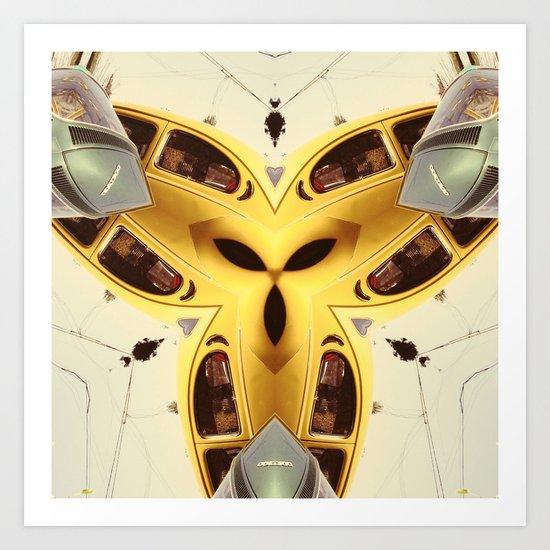 Serie Klai 013 Art Print