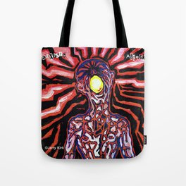 'Anxiety Attack Tote Bag
