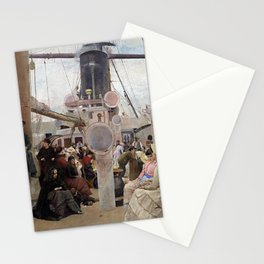 Tom Roberts Coming South Stationery Cards