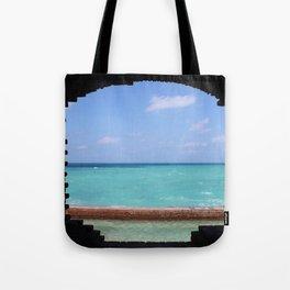 Ocean Portal Tote Bag