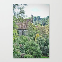 Rothenburg 15 Canvas Print