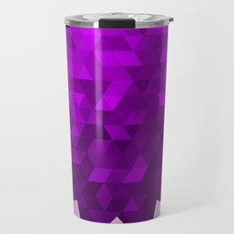 Kwan Yin's Star   Purple Flame   Compassion Travel Mug