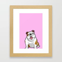 Tyson Framed Art Print