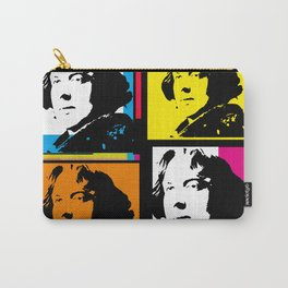 OSCAR WILDE (4-UP POP ART COLLAGE) Carry-All Pouch