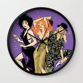 Witches of Eastwick Pin-up Wall Clock