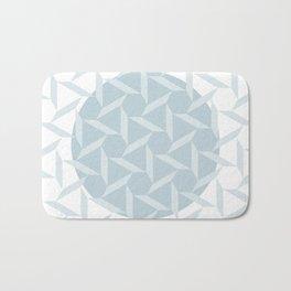 pattern circle Bath Mat